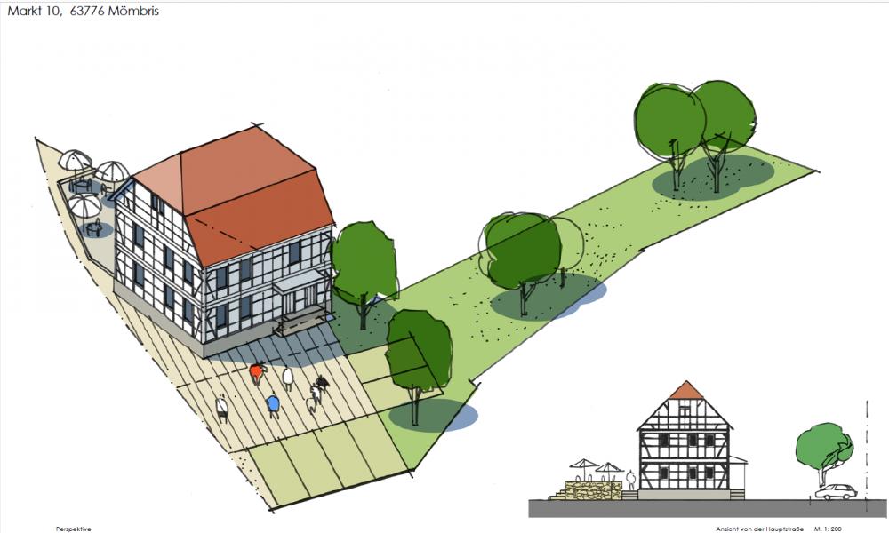 Hermann Dümig Haus für Mömbris