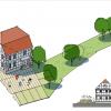 Teilbares Gewerbegrundstück mit 10.600m² Fläche am Klinger 16, 63776 Mömbris