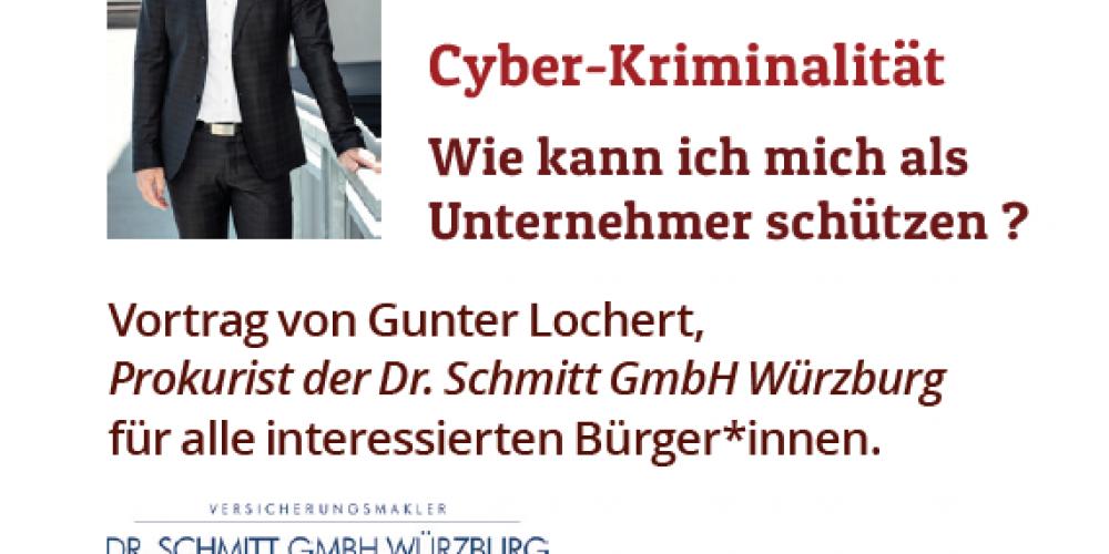 Cyber-Kriminalität – Wie kann ich mich schützen?