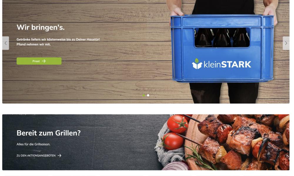 """""""Kleinstark"""" – der digitale Marktplatz rund um Aschaffenburg"""