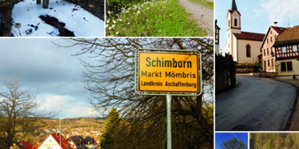 Das Ende der Baustelle in Schimborn ist in Sicht!
